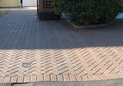 Block Paving Cleaning Driveway And Patio Cleaning For